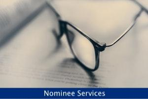 Offshore nominee services