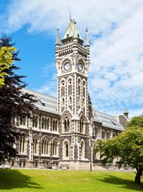 U of Otago Clocktower