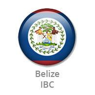 belize ibc product flag button