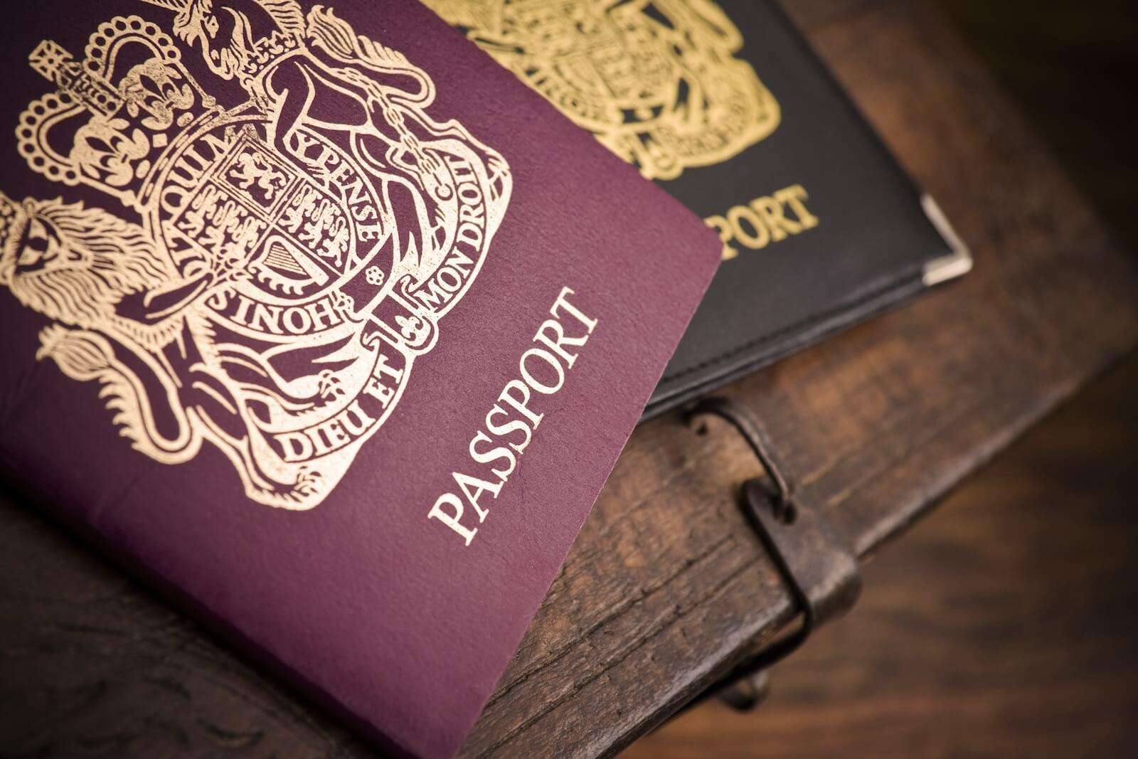 dual citizenship second passport